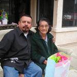 Richard & Grandma Mary