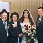 Grandma Mary, Grandpa with Stevie & Lori