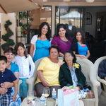 5 GENERATIONS GRANDMA & MARYLOU & FAMILY