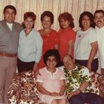 MARQUEZ FAMILY, JR, IRENE, JULIA, GLORIA, FRANKIE & MARYLOU