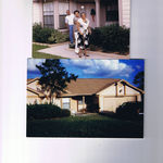 Left: Hubby, Lillie and Aunt Hattie