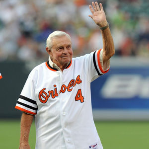 Earl Weaver Obituary Photo