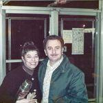 Shirley and Manny at El Rancho Market 1970s