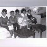 Valerie, John, Veola, Teria and Angie