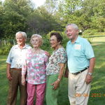 Kenny, Mary Jane, Evie, Chuck