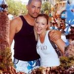 This was our theme park extravaganza the day before his birthday on June 4th, 2008.  I love you Craig!  <3