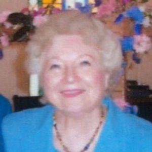 Doris Teachey Byrd Sanderson