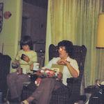 Christmas, around 1979