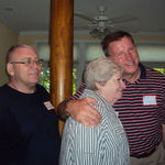 Steve, Sandy & Rod