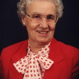Frances Lorene Turpen