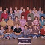 Sandy's 7th grade class, and the 8th grade -- Elmira School
