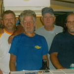 Phil, Doran, Bill, BadBack & Donnie