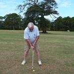 Golfing on Jekyll Island.