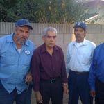 Aquí están los cuatro hermanos Ruiz. Como me gustaba cuando se gustaban y escuchar sus historias de más antes..