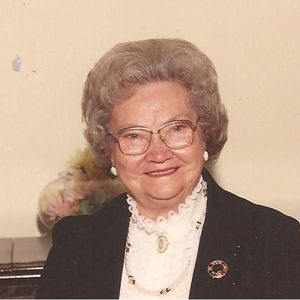 Ethel Marie  Brown