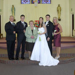 Katy's Wedding, Sept. 15, 2012