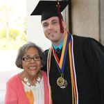 Grandma was so proud of Mike