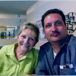Dan & Mom 2012