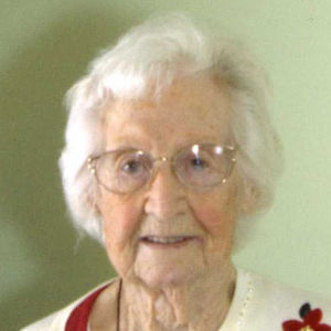 "Anna E. ""Aunt Annie"" Hoffmann Obituary Photo"