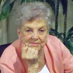 Louise Ward Deaver Obituary Photo