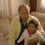 Grandpa Jaime and Sofia Skye Salgado
