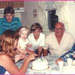 Bri's first Birthday