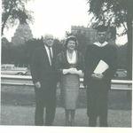 Graduation from Princeton