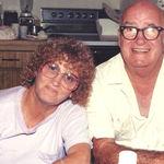 Junior Shaw and his sister Murrhee Shaw Burns