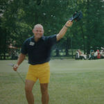Golfin' in the 80's!