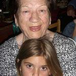 Natalie and her Great Grandma