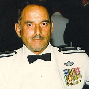  Col. Armand Luigi &quot;Al&quot; Turrin, USAF-Retired