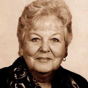 Jean Anders Vickers Obituary Photo