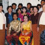 AT REUN AND LAI'S WEDDING