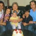 GRAMS WITH CHANNAKR AN SAM'S FAMILY