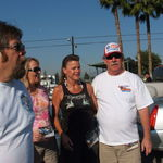 Pomona Drag Races 2008