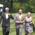 Josh & Sarah's wedding, 2011