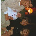 Aunt Ginny with my kids
