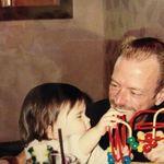 Whitney (grandniece) & Uncle John