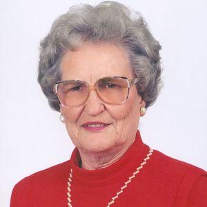 Mrs. Dorothy Thorne Faulkner