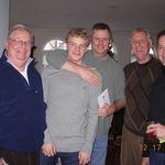 Don Chapman, Noah Peros, Chris Chapman, Ronnie, Kevin Dunleavy