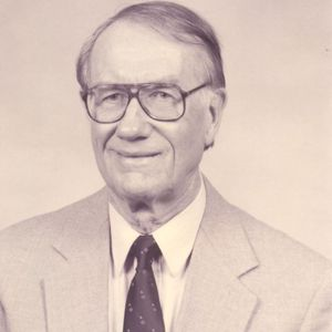 Rev. Dr. Harry L. Starbuck
