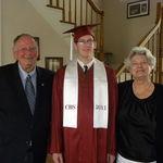 Bradley Turrin's High School Graduation