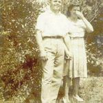 Dot and Stan...young couple in love...married June 25, 1939 married 69 years.