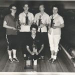 Mom's Bowling Team early 60's