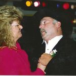 Lynda Wasley and Greg - June 1992