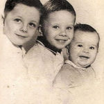 John, Paul, and Neal, 1949.