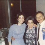 Marilyn, Margaret (aka Lita, Manny's Mother), Manny 1982