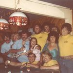 Sweet Springs Saloon Pool Team  1982