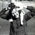 Grace with daughter Susan