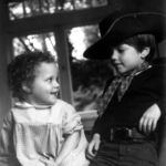 Susan's children (Grace's grandkids) Christopher and Elizabeth